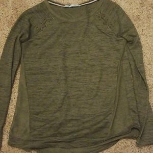 Cute maurices top size medium
